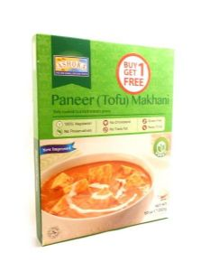 Ashoka Paneer [Tofu] Makhani | Buy Online at the Asian Cookshop